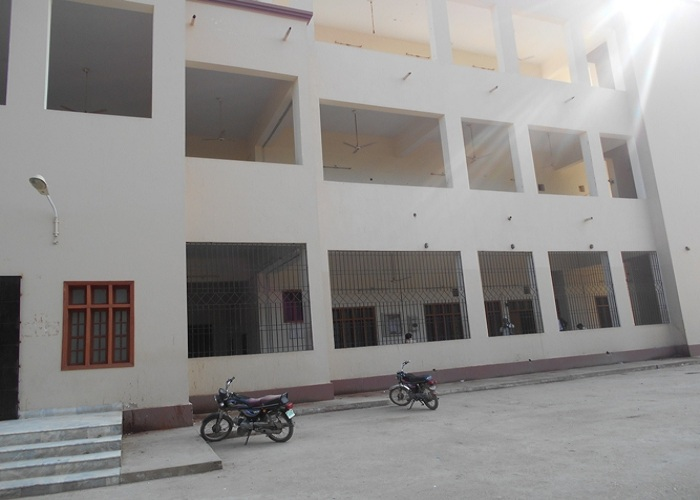 2ND VIEW OF NEW COURT BUILDING