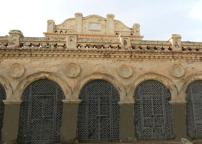 OLD BUILDING OF SESSIONS COURT MIRPURKHAS CONSTRUCTED ON 1916.
