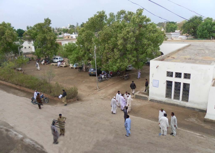 DISTRICT AND SESSION COURT, MIRPURKHAS